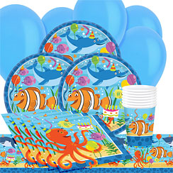 Ocean Buddies Party Pack - Value Pack for 8