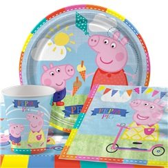Peppa Pig Party Pack  Value Pack for 8