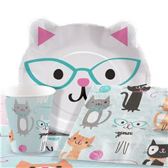 Purr-Fect Party Pack - Value Pack For 8