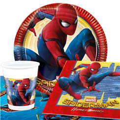 Spider-Man Party Pack - Value Pack For 8