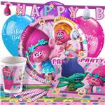 Trolls Party Pack - Deluxe Pack for 8