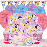 Disney Princess Sparkle Party Pack - Deluxe SAVE 10%