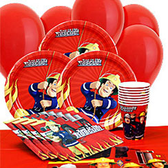 Fireman Sam Party Pack - Value SAVE 15%