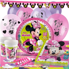 Minnies Happy Helpers Party Pack - Deluxe Pack for 16