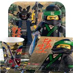 Ninjago Party Pack - Value Pack For 8