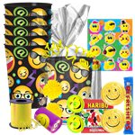 Smiley Gift Cup Kit For 8