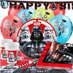 Star Wars Party Pack - Deluxe Pack for 16