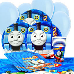 Thomas the Tank Engine Party Pack - Value SAVE 25%