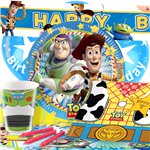 Toy Story Party Pack - Deluxe Pack for 8
