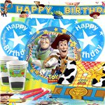 Toy Story Party Pack - Deluxe Pack for 16