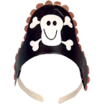 Pirate Party Crown