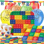 Block Party Party Pack - Deluxe Pack for 16