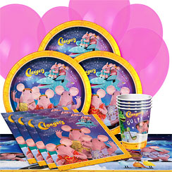 Clangers Party Pack - Value Pack for 8