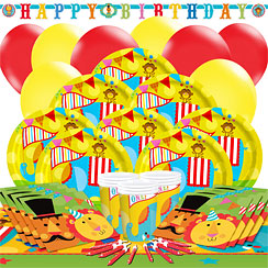 Fisher Price Circus Party Pack - Deluxe Pack for 16
