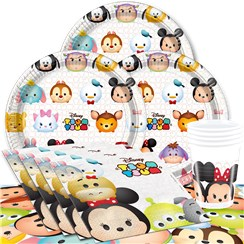 Tsum Tsum Party Pack - Value Pack for 8