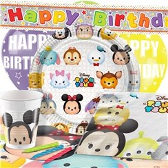 Tsum Tsum Party Pack - Deluxe Pack for 8