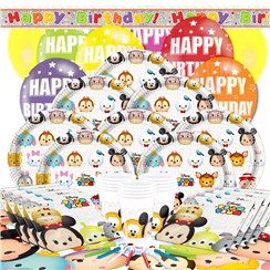 Tsum Tsum Party Pack - Deluxe Pack for 16