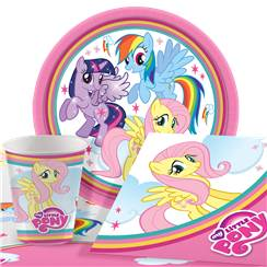 My Little Pony Party Pack - Value Pack for 8