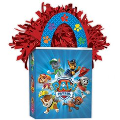 Paw Patrol Balloon Weight - 160g