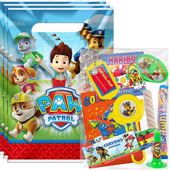 Paw Patrol Prefilled Party Bag Kit