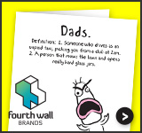 Fourth Wall - Dads Cards