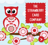 Strawberry Card Company Cards