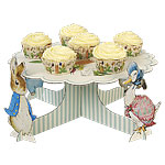 Peter Rabbit Cake Stand - 1 Tier