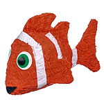 Clown Fish Piñata