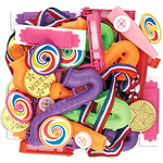 Piñata Fillers (36 value toys)