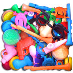 Piñata Fillers (64 value toys)