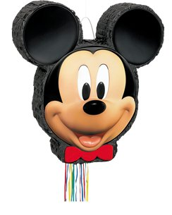 Mickey Mouse Pull Piñata