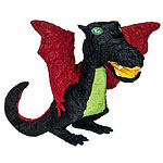 Black Dragon Piñata