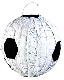 Football Piñata - 30cm wide