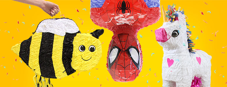 Piñatas from | Party Delights