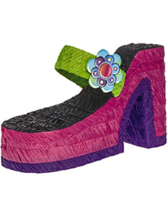 Platform Shoe Piñata - 50cm long