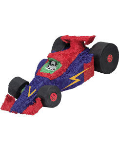 Racing Car Piñata - 45cm long