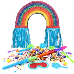 Rainbow Piñata Kit