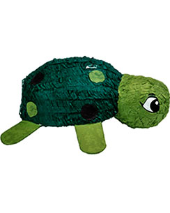 Turtle Piñata - 55cm long