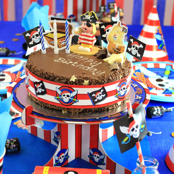 Easy Pirate Birthday Cake Cake Ideas Party Delights