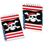 Mini Pirate Notebooks