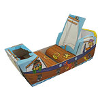 Pirate Galleon Combi Food Tray