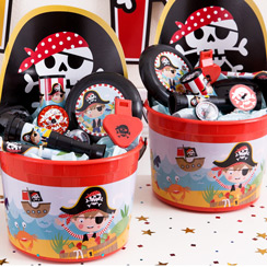 Pirate Party Bags & Fillers