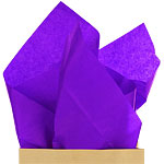 Purple Tissue Paper - 60cm