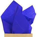 Royal Blue Tissue Paper - 60cm
