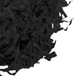 Black Shredded Tissue Paper