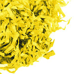 Yellow Shredded Tissue Paper