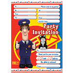 Invitation Pad