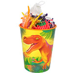 Prehistoric Party Plastic Gift Cups