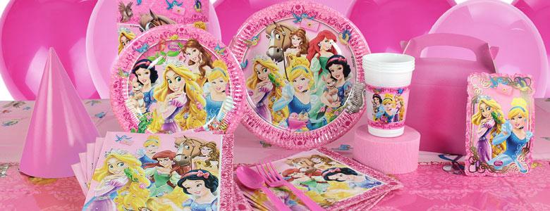 Disney Princess Amp Animals Party Supplies Party Delights