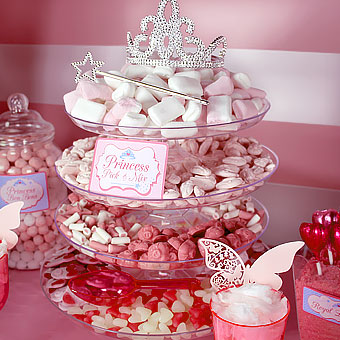 Princess Candy Buffet